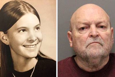 Alleged Stanford serial killer convicted in 1974 murder of football legend Chuck Taylor's daughter