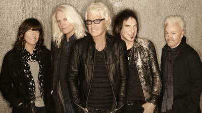 REO Speedwagon to perform at 2021 Carousel Ball next month benefiting diabetes charities