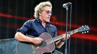 The Who's Roger Daltrey schedules UK solo tour in November and December