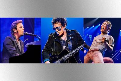"""New Journey album is """"our old sound"""" with a """"different strut,"""" say Neal Schon & Jonathan Cain"""