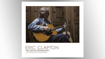 New Eric Clapton live album/video featuring intimate performance recorded during lockdown due in November