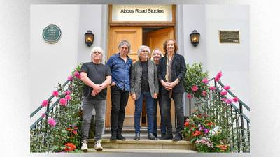 The Zombies' Colin Blunstone excited about band's livestreamed concert Saturday at Abbey Road Studios