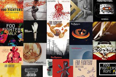 Top 25 Foo Fighters Songs
